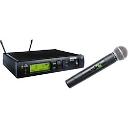 Shure ULXS24/58-SM58 Handheld Wireless System Channel M1 (ULXS24/58-M1)