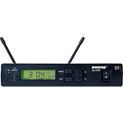 Shure ULXS4 Standard Wireless Receiver (ULXS4=-M1)