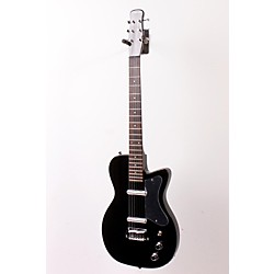 Silvertone 1303U2 Single Cutaway Electric Guitar (USED005001 1303U2-BK)