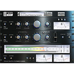 Slate Digital FG-X Virtual Mastering Processor Software Download (1031-4)