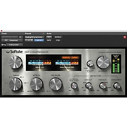 Softube FET Compressor NATIVE Plug-In Software - Software Download (SFT-FET-NAT)