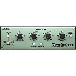 Softube Tonelux Tilt EQ Plug-in - Native (SFT-TEQ-NAT)