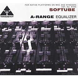 Softube Trident A-Range Equalizer-Native Plug-In Software Download (SFT-TAR-NAT)