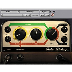 Softube Tube Delay NATIVE Plug-In (SFT-TBD-1)