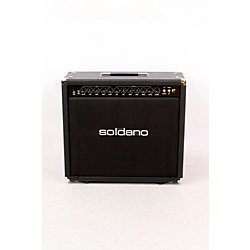 Soldano Lucky 13 50W 2x12 Tube Guitar Combo Amp (USED005002 LUCKY 13-50 21)