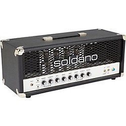 Soldano SLO100 Super Lead Overdrive Head (USED004000 SLO 100)