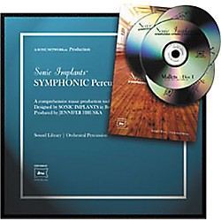 Sonic Implants Symphonic Percussion Collection for Gigastudio (SPCG3D)