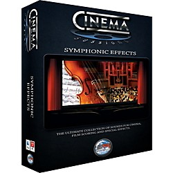Sonic Reality Cinema Sessions: Symphonic Effects (SR-CS-SYM01)