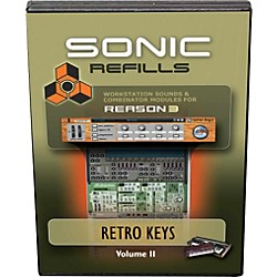 Sonic Reality Reason 3 Refills Vol. 11: Retro Keys (SR-RR11-HCD-IN)