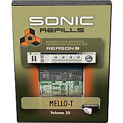 Sonic Reality Reason 3 Refills Vol. 20: Mello-T (SR-RR20-HCD-IN)