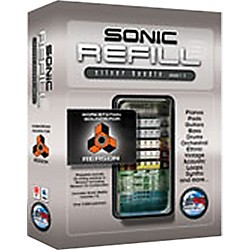 Sonic Reality Sonic Refill Silver Bundle Vol. 1-5 (SR-RRSL-HCD-IN)