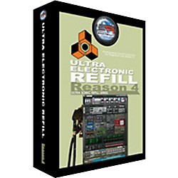 Sonic Reality Ultra Electronic Refill (SR-UREL-DVD-IN)
