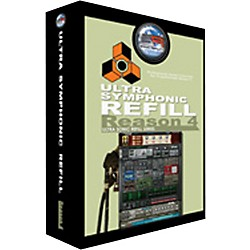Sonic Reality Ultra Symphonic Refill (SR-URSM-DVD-IN)