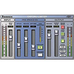 Sonnox Oxford Limiter (HD-HDX) Software Download (1029-33)