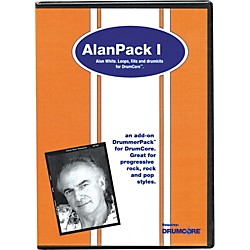 Sonoma Wire Works AlanPack I Add-On DrummerPack for DrumCore (AP1DX)