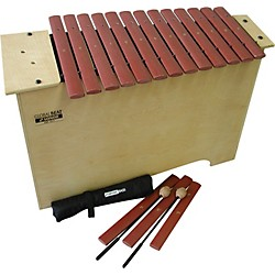 Sonor Global Beat Deep Bass Xylophone with Fiberglass Bars (GBX GBF)