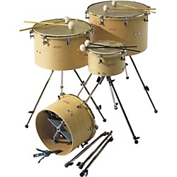 Sonor Rotary Timpani with Calfskin Head (V 1570)