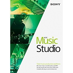 Sony ACID Music Studio 10 (1118-1)