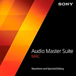 Sony Audio Master Suite Mac (1118-30)