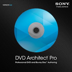 Sony DVD Architect Pro 6.0 (1118-31)