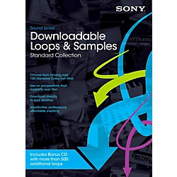 Sony Downloadable Loops Standard Collection (1118-33)