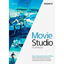 Sony Movie Studio 13 Platinum (1118-3)