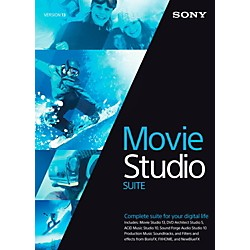 Sony Movie Studio 13 Suite (1118-4)