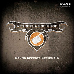 Sony The Detroit Chop Shop Series 1-5 (1118-17)