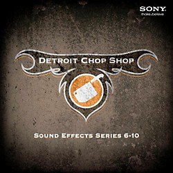 Sony The Detroit Chop Shop Series 6-10 (1118-18)