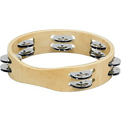 Sound Percussion PDM1812M-R Maple Tambourine (pdm1812mr 4131)