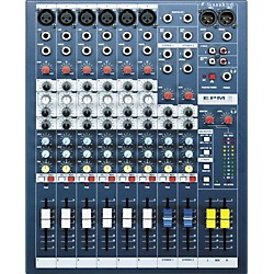Soundcraft EPM6 6-Channel Multi-Format Mixer (RW5734)