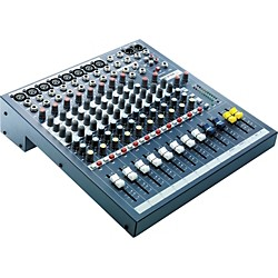Soundcraft EPM8 8-Channel Multi-Format Mixer (RW5735)