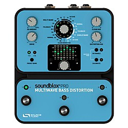 Source Audio Soundblox Pro Multi Wave Bass Distortion (USED004000 SA141)