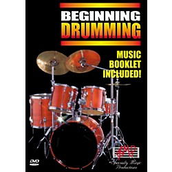 Specialty Music Productions Beginning Drumming (DVD) (SMP-DR1D)