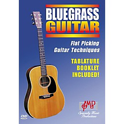 Specialty Music Productions Bluegrass Guitar - Flat Picking Guitar Techniques (DVD) (SMP-G2D)