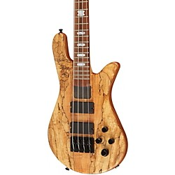 Spector U.S.A. NS-4H2-EX Spalted Maple Top Bass Guitar (NS-4H2-EX)