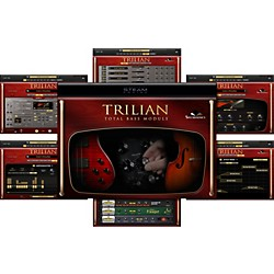 Spectrasonics Trilian Bass Module Software (3TRL)