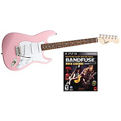 Squier Bullet with BandFuse: Rock Legends (SQBPK-PS3)