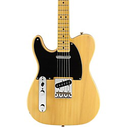 Squier Classic Vintage Left-Handed '50s Telecaster Electric Guitar (0303029550)