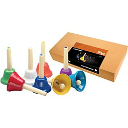 Stagg Hand Bell Set, 8 Notes, C-C (HB SET)