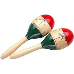 Stagg Wood Maracas (MRW-26M)