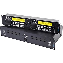 Stanton C.502 Dual Rackmount CD Player (USED004000 C502-NA)