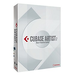 Steinberg Cubase Artist 7 Upgrade from Cubase Elements 6/7, Cubase Essential 4/5 (502012824)