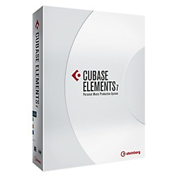 Steinberg Cubase Elements 7 DAW Software (502012840)