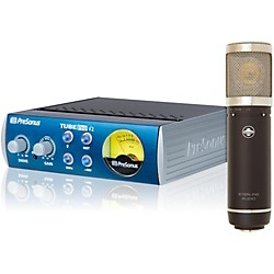 Sterling Audio ST55 Condenser Mic with TubePre V2 Mic Preamp Mic Bundle (ST55 Mic TubePreV2 Bundle)