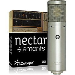 Sterling Audio ST69 Mic with Nectar Elements Bundle (ST69 Mic NectarElem Bundl)