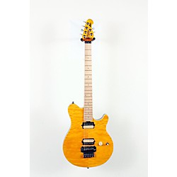 Sterling by Music Man AX40D Electric Guitar DiMarzio Pickups Double Locking Trem (USED005001 AX40D-TGO)