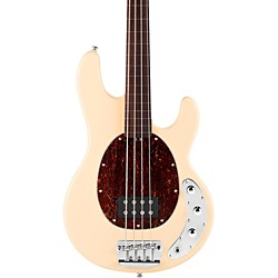 Sterling by Music Man RAY34 Classic Active Series Fretless Electric Bass Guitar (USED004000 RAY34CAFL-VC)
