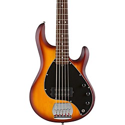 Sterling by Music Man RAY5 5-String Electric Bass Guitar (RAY5-HBS)