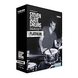 Steven Slate Drums SLATE DIGITAL SSD4 PLATINUM VIRTUAL INSTRUMENT (SSD4.0Plat Box)